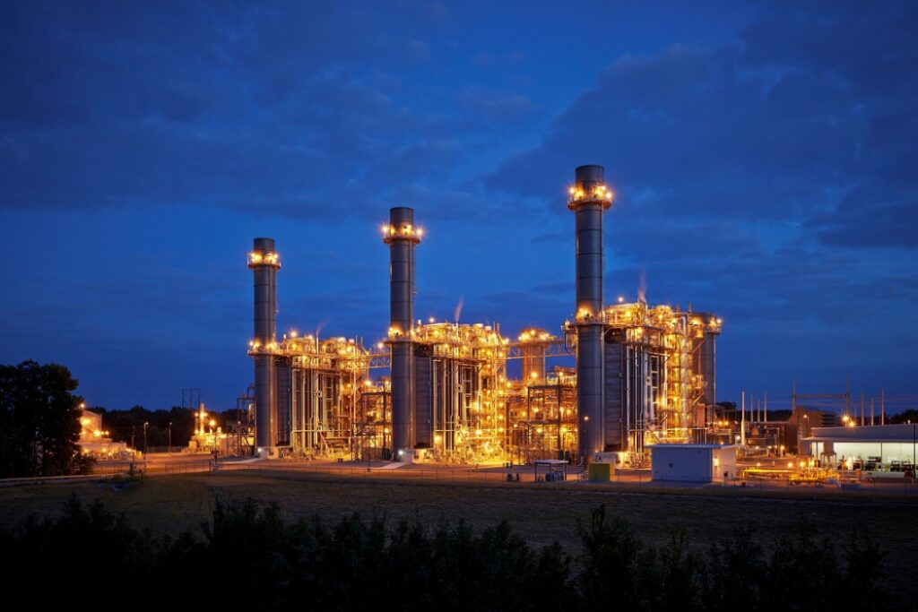 Natural gas trading under modern conditions